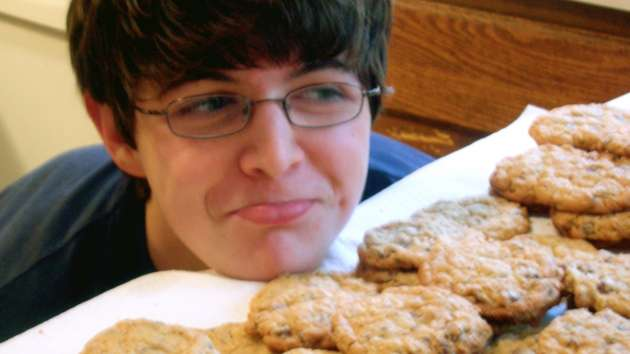 Jacob Cookies 2007 01