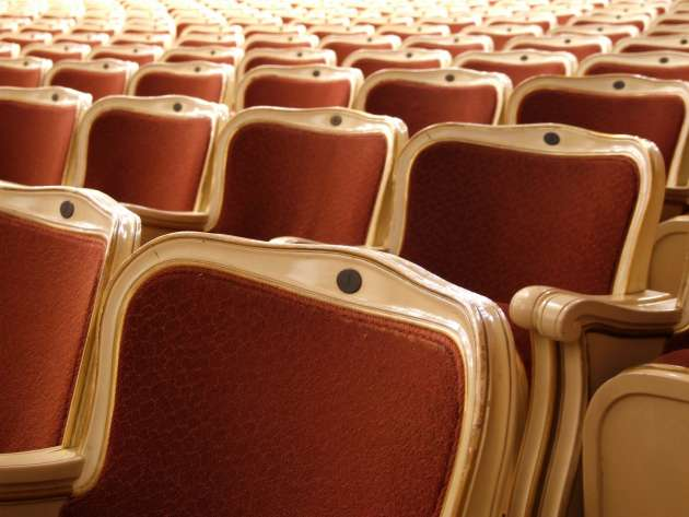 Theater Seats 1033969