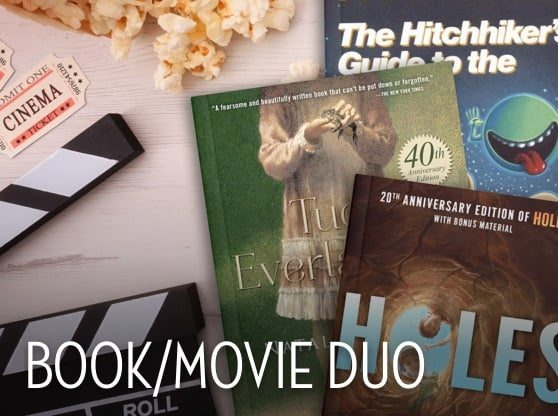 Book/Movie Duo