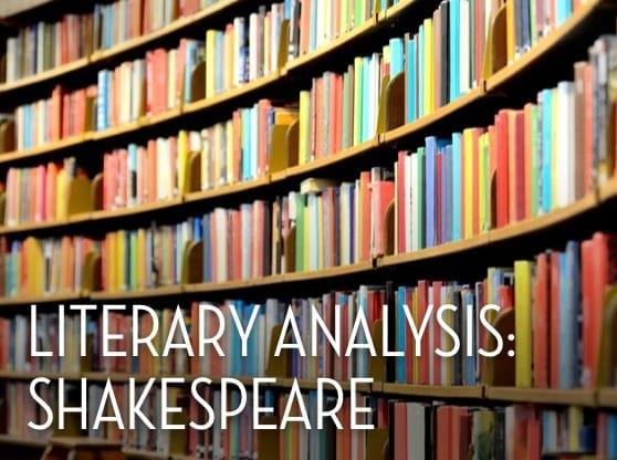 Literary Analysis: Shakespeare's Much Ado About Nothing