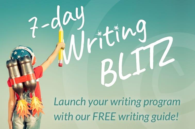 Promo Writing Blitz 3Up
