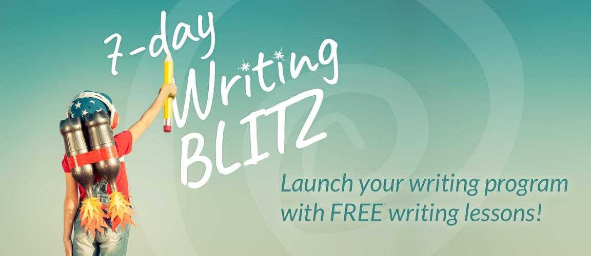 Promo Writing Blitz