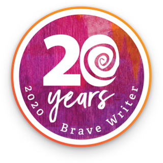 20 years of Brave Writer